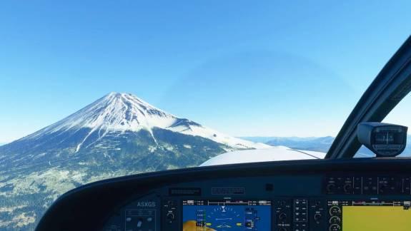 Japán helyszínekkel bővíti a Flight Simulator világát a Microsoft kép