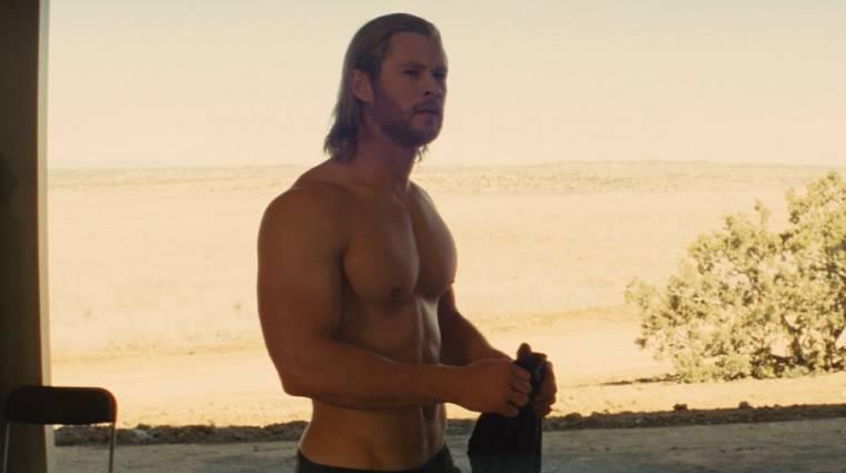 Dublőrét is megviseli Chris Hemsworth állandó gyúrása bevezetőkép