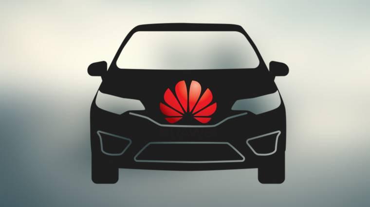 A Huawei is elektromos autót fejleszthet kép