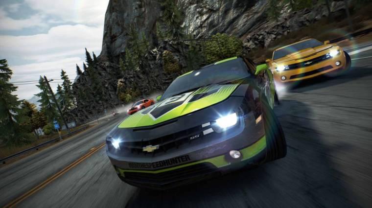 A Need for Speed: Hot Pursuit Remastered még simábban fut, és a kocsikat is matricázhatjuk bevezetőkép