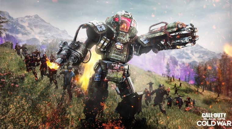 Már kevés lehet az alap PS4 az új Call of Duty játékoknak bevezetőkép