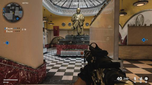 A Call of Duty: Black Ops Cold War frissítés összehúzta az egyik pályát kép
