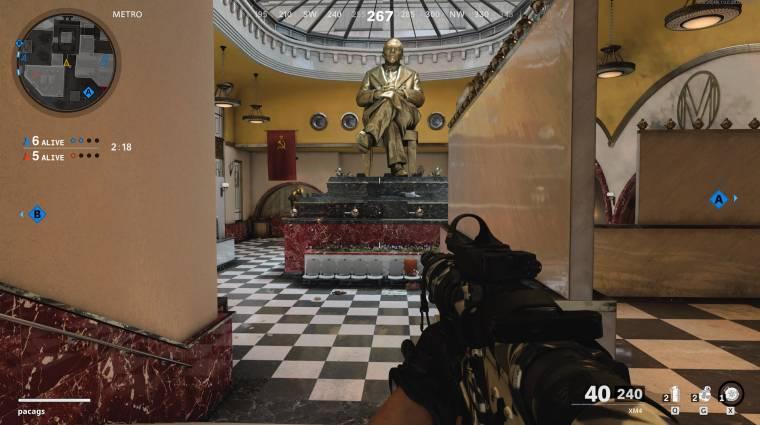 A Call of Duty: Black Ops Cold War frissítés összehúzta az egyik pályát bevezetőkép