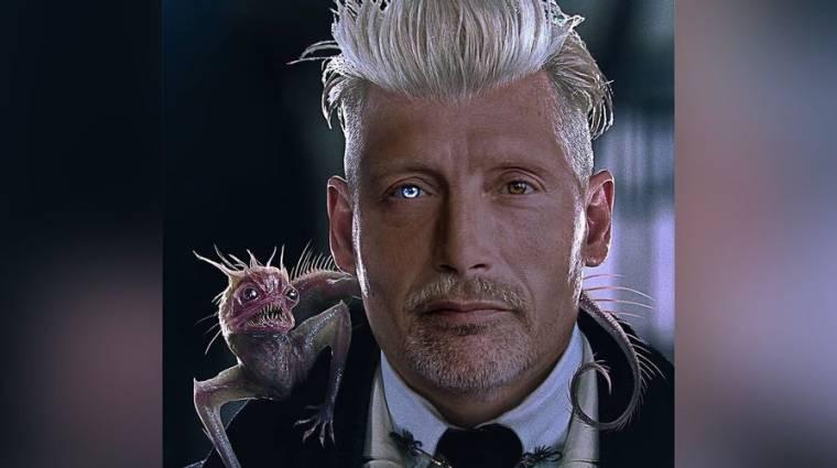 A Hannibál sztárja reagált arra a hírre, hogy ő váltja Johnny Deppet a Harry Potter spin-offban bevezetőkép