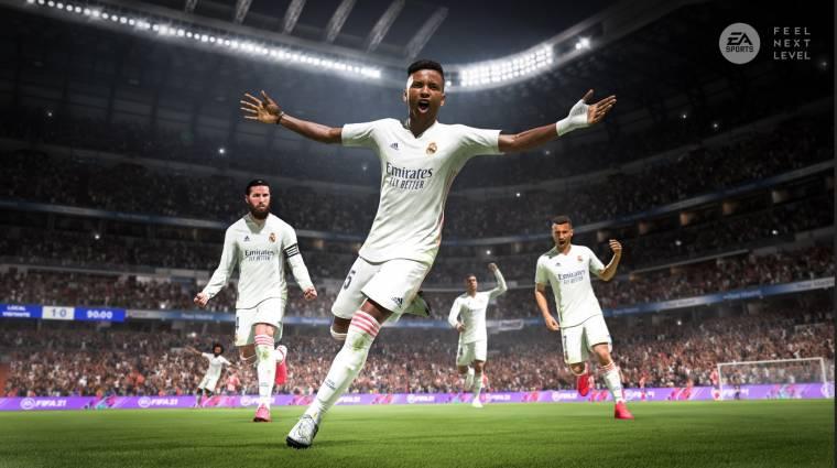 A vártnál korábban élesedett a FIFA 21 és a Madden 21 újgenerációs frissítése bevezetőkép
