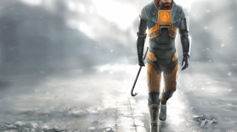 Rekordgyorsan vitték végig a Half Life 2-t…visszafelé bevezetőkép