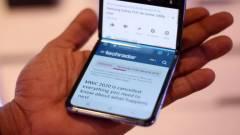Érintőceruzás támogatást kaphat az összehajtható iPhone kép