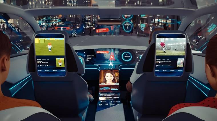 Így lesz okosabb a következő autód kép