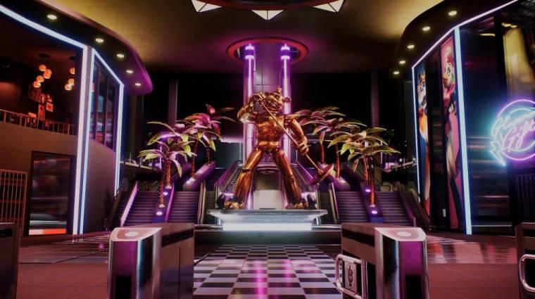 A Five Nights at Freddy's: Security Breach megjelenése tovább csúszott bevezetőkép