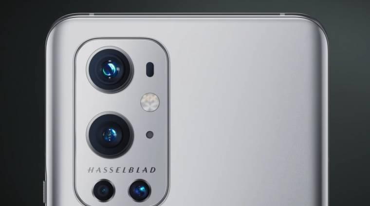 50 megapixeles ultraszéles látószögű lencsét kap a OnePlus 9-széria kép