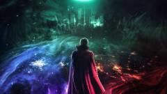 Wanda szerepéről árulkodik egy Doctor Strange 2 sapka kép