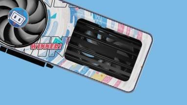 Egyszerre cuki és brutális a Colorful egyedi RTX 3060 modellje kép