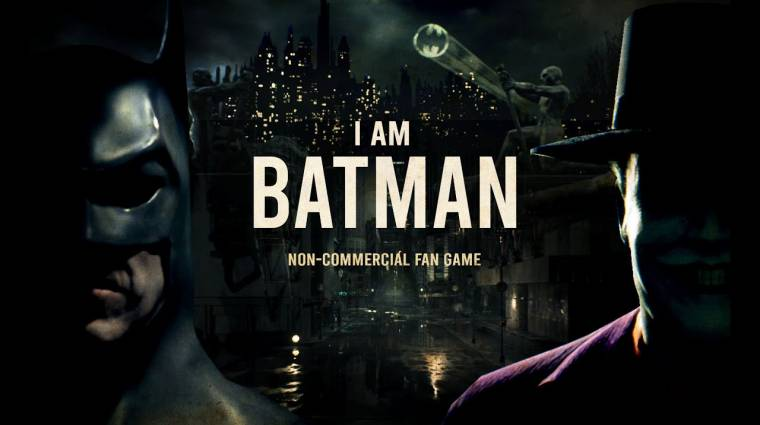 Rajongói játék készült az 1989-es Batman filmből bevezetőkép