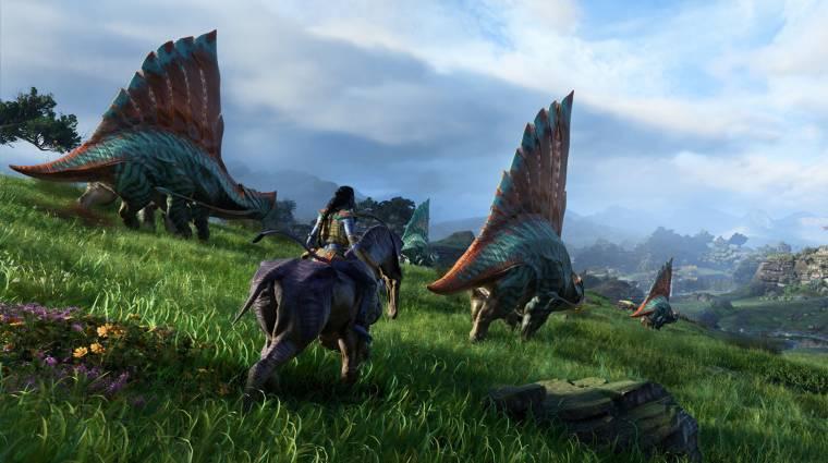 Komoly tuningon esik át a Snowdrop Engine a Ubisoft Avatar játékához bevezetőkép