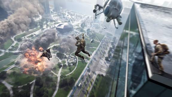 A Battlefield 2042 új trailere meglepően laza jövőképet fest kép