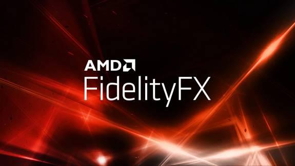 A játékfejlesztőket is lenyűgözte, milyen könnyű beépíteni a FidelityFX Super Resolutiont kép