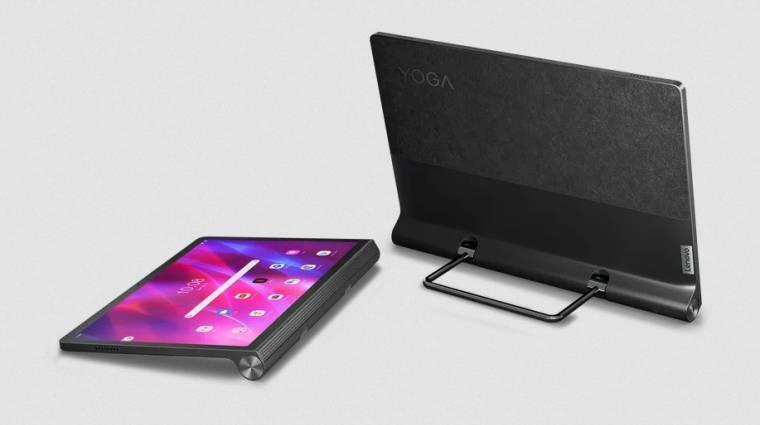 Hordozható monitorként is bevethető a Lenovo új táblagépe kép