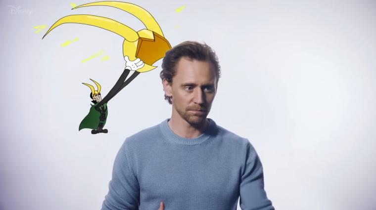 Tom Hiddleston videóban mesél arról, milyen érzés Lokit alakítani, és miért nem ő lett Thor bevezetőkép
