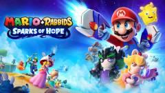 A Mario + Rabbids Sparks of Hope-ban egy egész galaxist kell megmentenünk kép