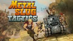 A Metal Slug Tactics taktikai játékot csinál a klasszikus akció-platformerből kép