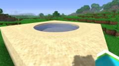 Hibátlan kört építettek a Minecraftban, modok nélkül kép
