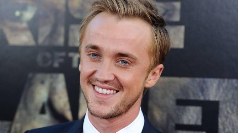 A Draco Malfoyt alakító színész nyilatkozott arról, hogy játszana-e még Harry Potter filmben bevezetőkép