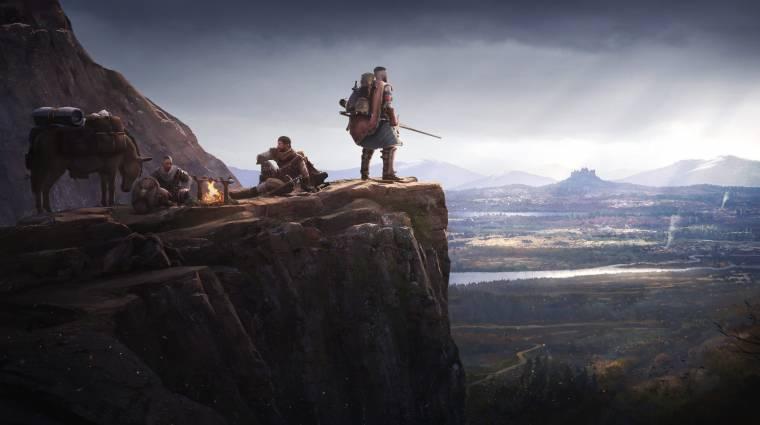 Bemutatkozott a Wartales, a Northgard fejlesztőinek nyílt világú taktikai-RPG-je bevezetőkép
