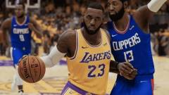 Ilyen lesz az új generációs NBA 2K22 játékmenete kép