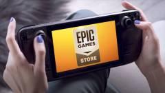 A Steam Deckkel akár az Epic Games Store-ban is vásárolgathatsz kép