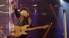 Elhunyt Dusty Hill, a ZZ Top basszusgitárosa kép