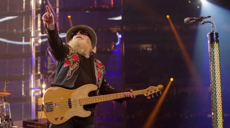 Elhunyt Dusty Hill, a ZZ Top basszusgitárosa bevezetőkép