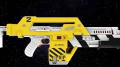 A Hasbro új Nerf puskája az Aliens-rajongók álma kép