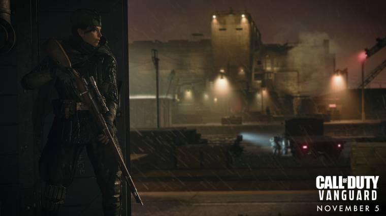 Gondok voltak a Call of Duty: Vanguard bétájával, így reagált a Sledgehammer bevezetőkép