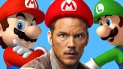 Chris Pratt lesz Mario a Super Mario Bros. animációs filmben, ami már dátumot is kapott kép