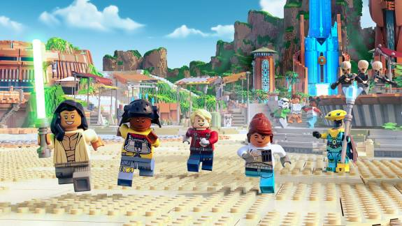 Jön egy online LEGO Star Wars sandbox játék, de nem fogtok örülni kép