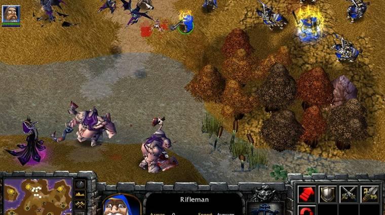 Warcraft III patch - példaértékű támogatási politika bevezetőkép