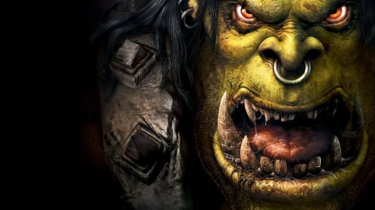 Warcraft 3 - ehhez is érkezik egy új patch bevezetőkép