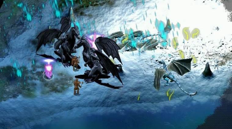 Megújulhat az Icewind Dale bevezetőkép