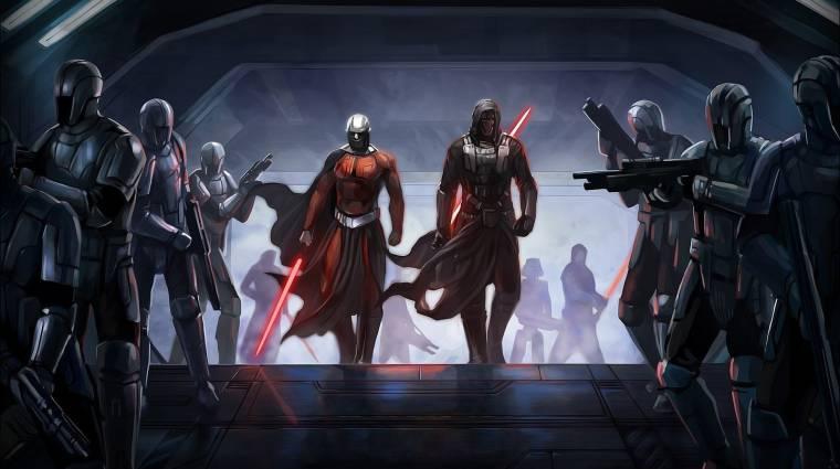 Az egyik legjobb Star Wars játék felélesztésén dolgozik az EA? bevezetőkép