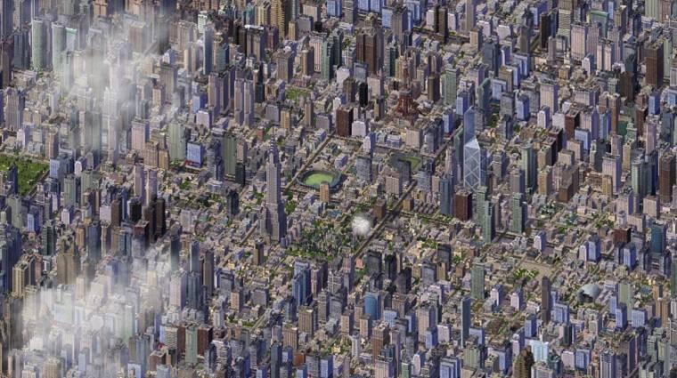 SimCity 4 - 107 millióan élnek a legnagyobb városban bevezetőkép