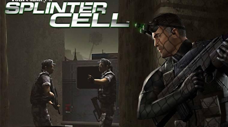 Ingyenessé vált az első Splinter Cell bevezetőkép
