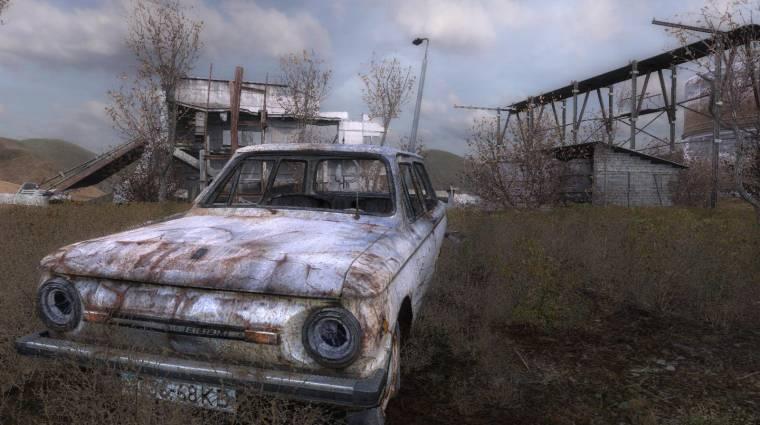 Egész jól néz ki az első S.T.A.L.K.E.R. Unreal Engine 4-es verziója bevezetőkép