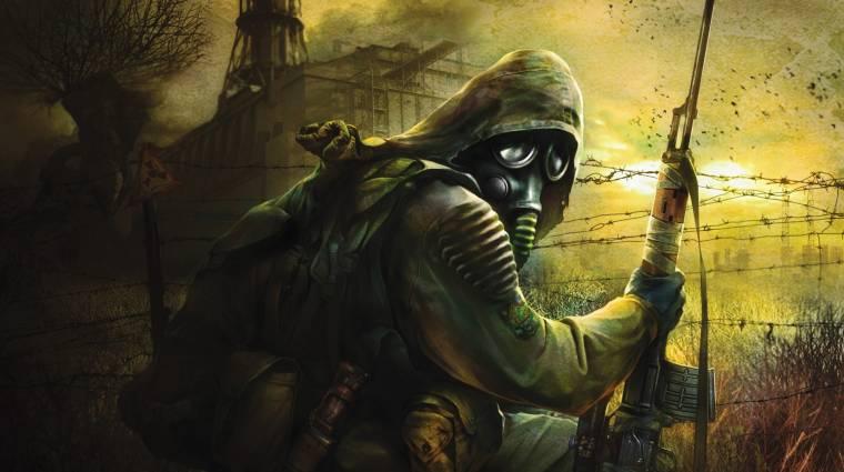 Elképesztően hangulatos a CryEngine-nel készülő S.T.A.L.K.E.R. bevezetőkép