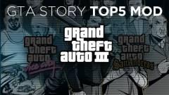 GTA III - Top 5 mod kép