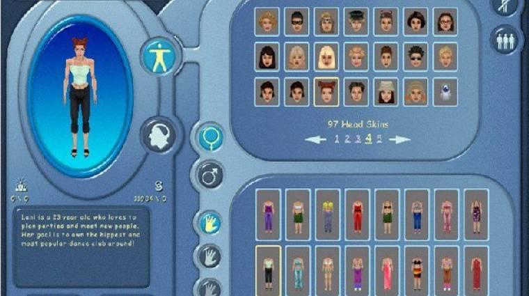 The Sims Online: ingyenes újjászületés bevezetőkép