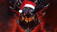 Karácsony az MMO-kban - így ünnepelnek a virtuális világokban kép