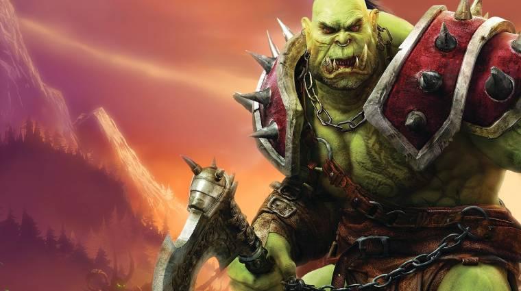 World of Warcraft: Warlords of Draenor - ez az új kiegészítő? bevezetőkép