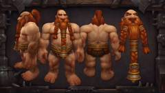 BlizzCon 2013 - így újulnak meg a World of Warcraft karakterek kép