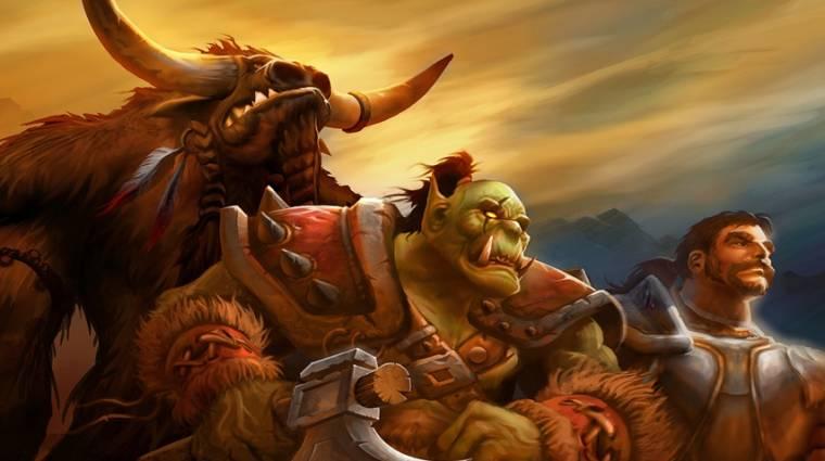 Lelőtte a Blizzard az egyik népszerű tört World of Warcraft szervert bevezetőkép