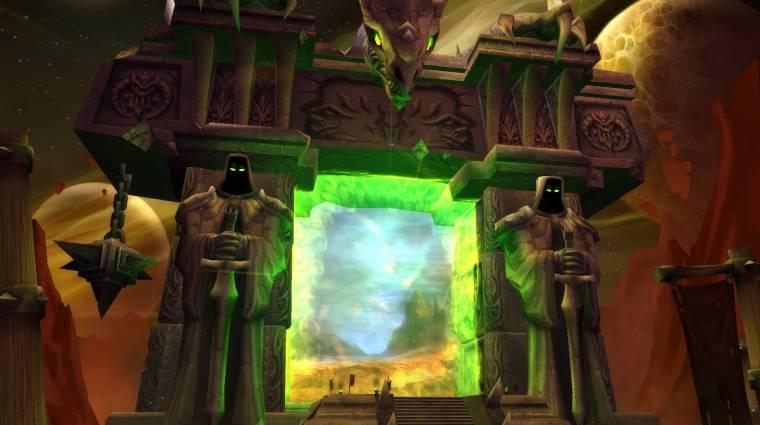 A World of Warcraft Classic mintájára tér vissza a The Burning Crusade kiegészítő is? bevezetőkép